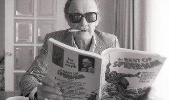 Stan Lee vytvořil slavné superhrdiny, jejich globální úspěch ho ale minul