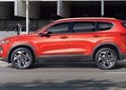 Nový Hyundai Santa Fe konečně oficiálně. Je to korejské Infiniti?