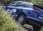 Minitest Volkswagen Touareg Masaj 3.0 TDI: Nesnáším loučení!