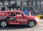 �koda po vzoru Jaguaru �neuk�zala� na Tour de France nov� Kodiaq