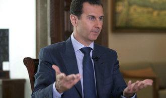 Asad: Sýrie není v izolaci, jak si některé státy myslí. Země se bude orientovat na Východ