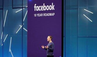 V USA zvažují rekordní pokutu pro Facebook
