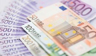 Ekonomická nálada je v eurozóně nejlepší za posledních deset let