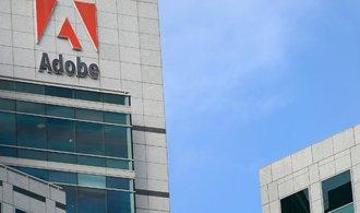 Miliardová akvizice Adobe Systems. Koupí softwarovou firmu Marketo