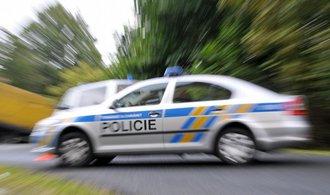 Policie zasahuje ve státním podniku DIAMO