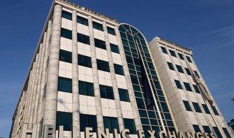 Řecká burza roste odesítky procent, investoři věří zažehnání dluhové krize