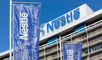 Gigant Nestlé za první půlrok vydělal 113 miliard korun