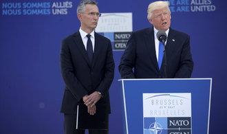 Trump: Němci jsou velmi špatní. Mají obchodní přebytek