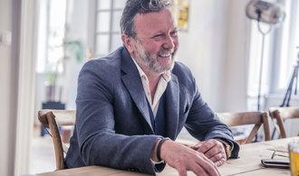 Na ziskovost online televize Obbod netlačíme, říká Kamil Ouška. Seriál Vyšehrad možná zparoduje Peltu