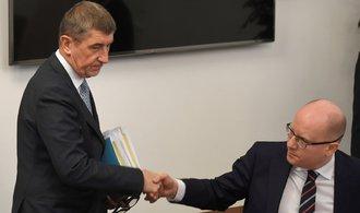 Současný ekonomický růst Česka je jeho zásluhou, hodnotí Sobotkovo působení Farský