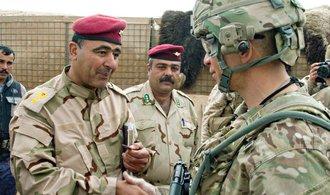 Američtí vojáci zůstanou v Iráku, dokud se země nestabilizuje