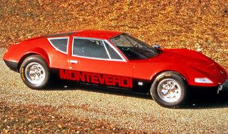 To nejlepší od mrtvých značek: automobilka Monteverdi zastínila Ferrari i Rolls-Royce