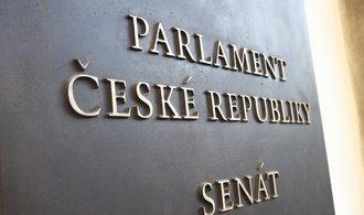 Vláda by podle Senátu neměla odvolávat státní tajemníky