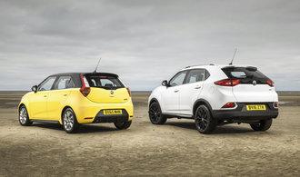 Automobilka MG se po letech soužení vrátí do kontinentální Evropy. Vozy ale vyrábí v Číně