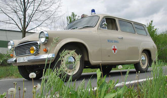 111 let záchranářských Škodovek. Připomeňte si slavné sanitky