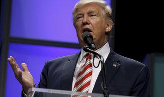 Trumpova rallye se zadrhla. Akcie firem, které vítaly jeho vítězství, padají