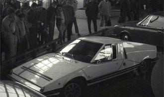 Škoda 110 Super Sport v sedmdesátých letech nezaujala. Proslavila se až jako monstrum Ferat