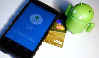 Desetitisíce Čechů už platí pomocí Android Pay