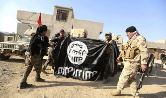 Islámský stát je blízko svého definitivního konce, ztrácí klíčová území