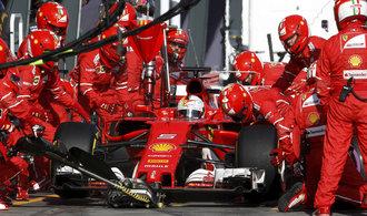 Ferrari se dostalo zpátky na vrchol. Už bylo na čase, prohlásil jeho šéf