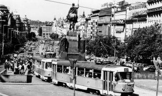Zápisník Jiřího Liebreicha: Nehyzděme Václavák tramvajemi