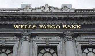 Banka Wells Fargo propustí do tří let až desetinu zaměstnanců