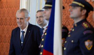 Hamáček porušil naši dohodu, že nenavrhne Pocheho, tvrdí Zeman
