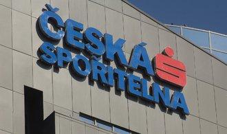 Bankou roku je Česká spořitelna
