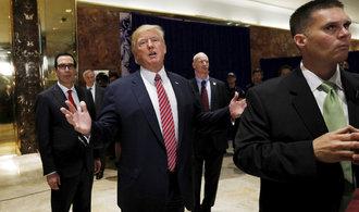 Trump rozpustil poradní sbory. Nikdo v nich ani nechtěl být