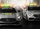 Mercedes představil nový safety car pro sezónu 2018