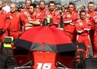 Naše forma z testů se nevypařila, ujišťuje Ferrari