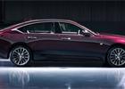 Cadillac ukázal rivala pro BMW řady 5: Nový sedan CT5 dostane twin-turbo šestiválec