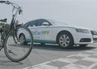 Šlapací Audi A4 má pomoci spalovat kalorie. Vynálezce čeká na schválení k provozu
