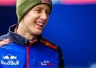Brendon Hartley vás provede zázemím Toro Rosso v Katalánsku