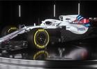 Williams představil vůz FW41 pro sezónu 2018