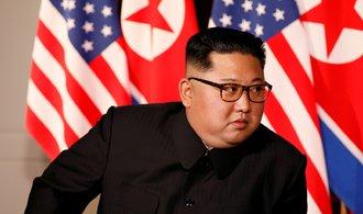 Američané objevili třináct tajných továren na raketovou techniku v KLDR