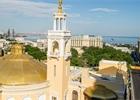 Závodění mezi hradbami aneb fotogalerie z pátku v Baku