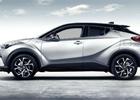 Toyota C-HR se v �esku vejde pod p�l milionu a nab�z� spoustu v�bavy