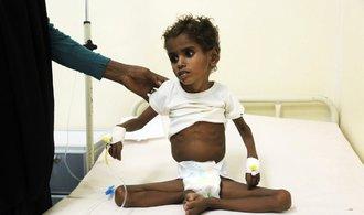 Jemenská humanitární krize se prohlubuje, varuje OSN