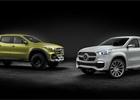 Mercedes-Benz t��dy X ofici�ln�: Zapome�te na Navaru! Nebo ne?