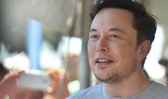 Musk: Uplynulý rok byl nejtěžším a nejbolestivějším rokem mé kariéry