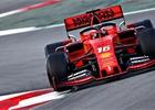 Ve druhý den testů byl nejrychlejší Leclerc. Ricciardovi uletělo zadní křídlo