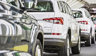 Produkce aut v Česku roste, letos se vyrobilo už půl milionu vozů