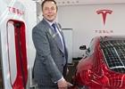 V garáži Elona Muska zůstala jen dvě klasická auta. E-Type a lidový vůz
