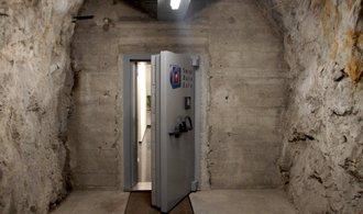 N�hrada za �v�carsk� banky: b�val� arm�dn� bunkry ukr�vaj� zlato z cel�ho sv�ta