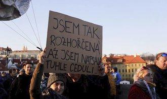 Na oslavy 17. listopadu přišlo v Praze 132 tisíc lidí, tvrdí organizátoři Festivalu svobody