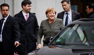 Jednání o německé vládě vrcholí. Strany se neshodují na migraci a ochraně životního prostředí