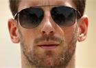Fanoušek zachytil Grosjeanovu nehodu v Barceloně