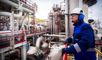 Světový trh sLNG roste, plyn poptává hlavně Čína