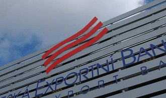 Česká exportní banka se vyhrabala ze ztráty, vykázala téměř půlmiliardový zisk
